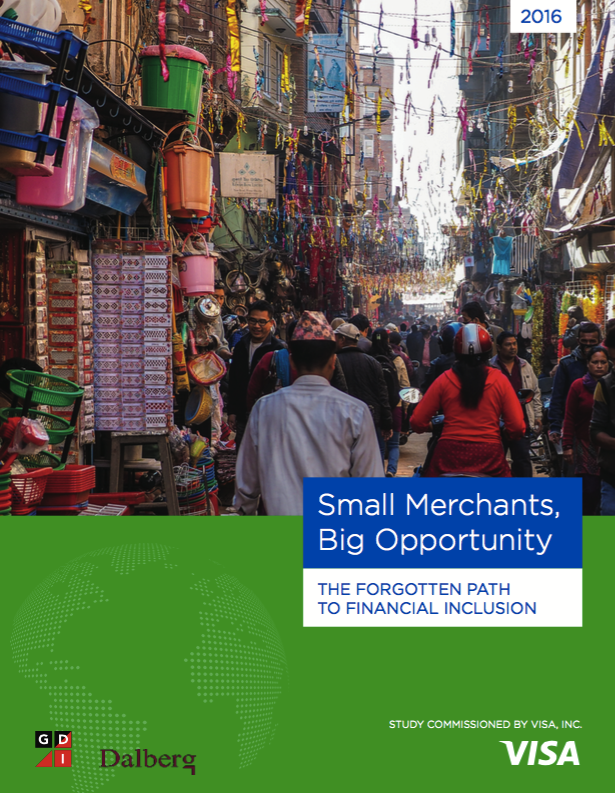Small Merchants Big Opportunity