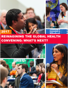 Reimagining the global health convening cover