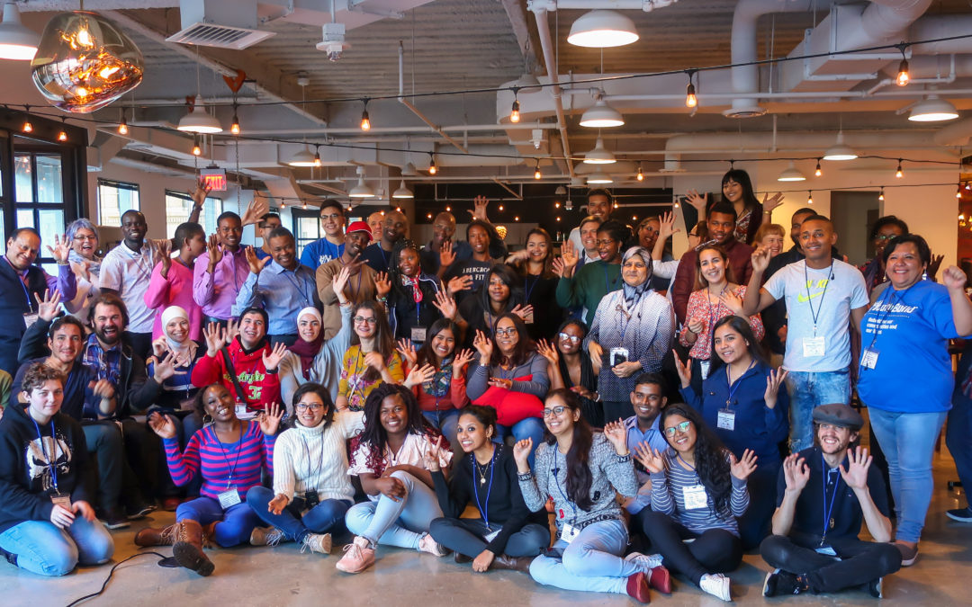 Global Opportunity Youth Initiative Hosts Inaugural Youth Convening